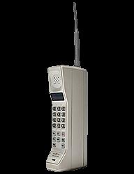 MotorolaDynaTAC 8000X