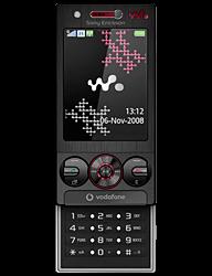 SonyEricssonW715